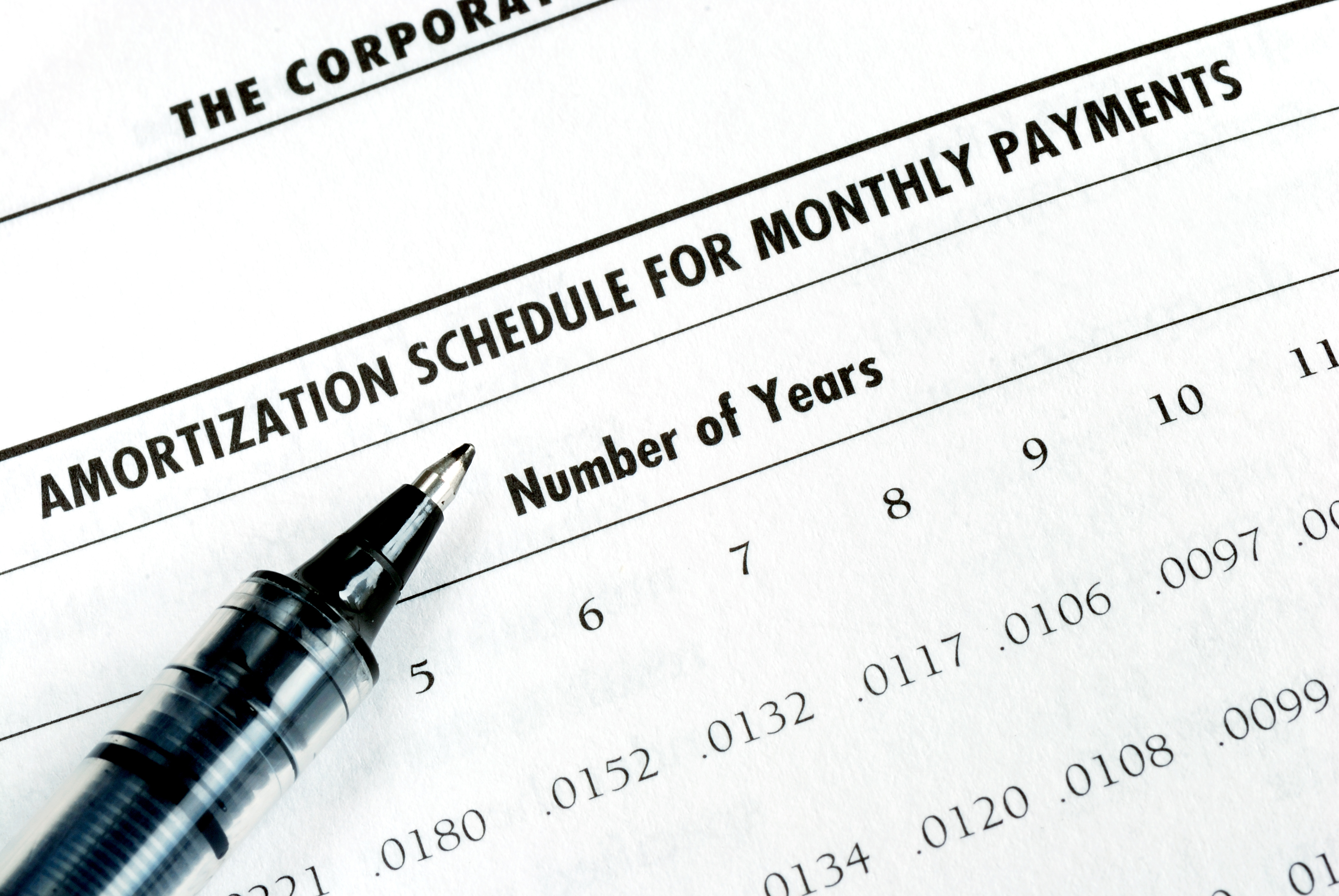 The Pension Amortization Scam