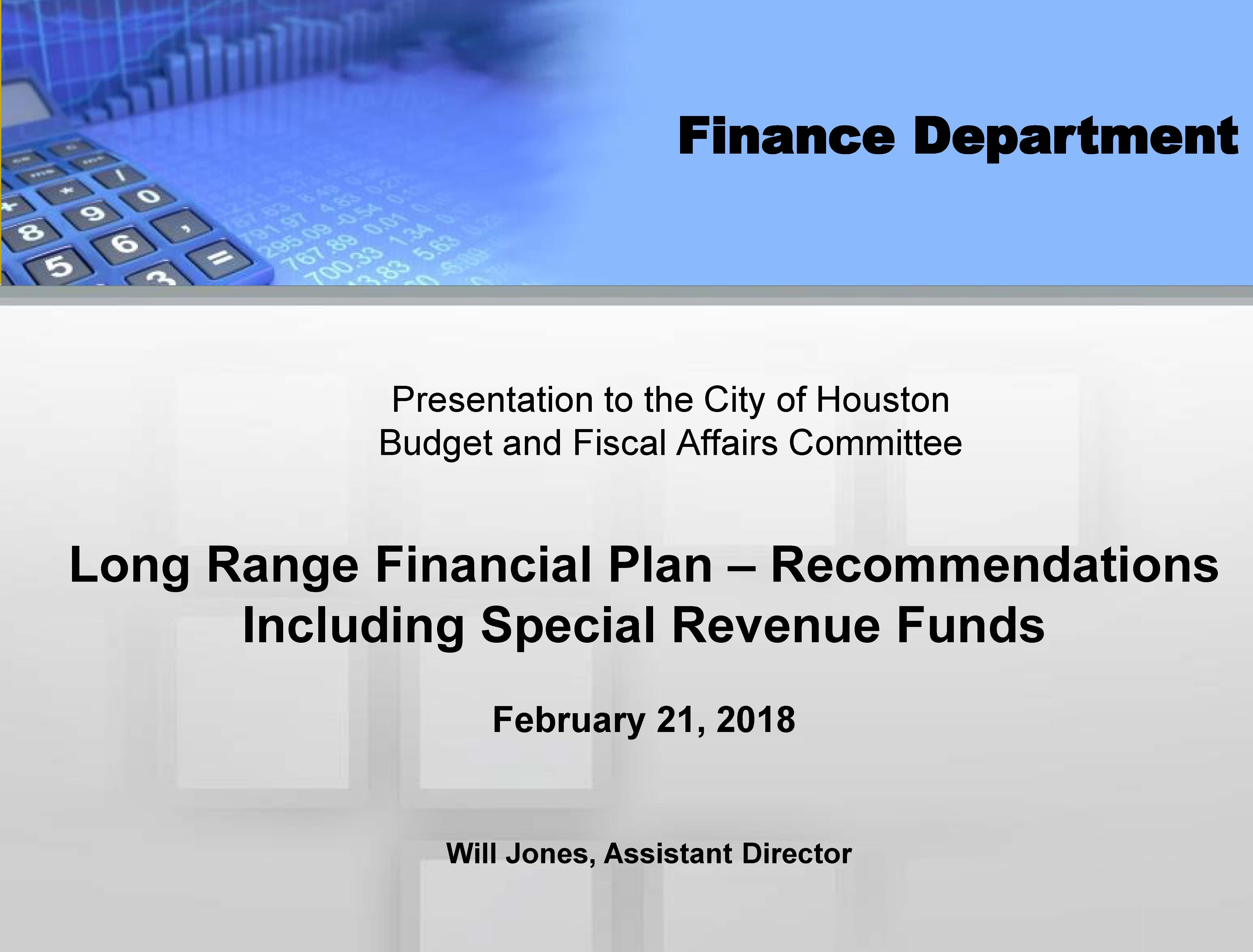 City's $565,000 Consultant Recommends No Expenses Cuts for 2019 Budget
