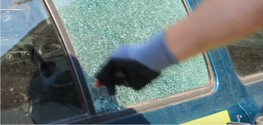 Don't Leave Anything Visible in Your Car!