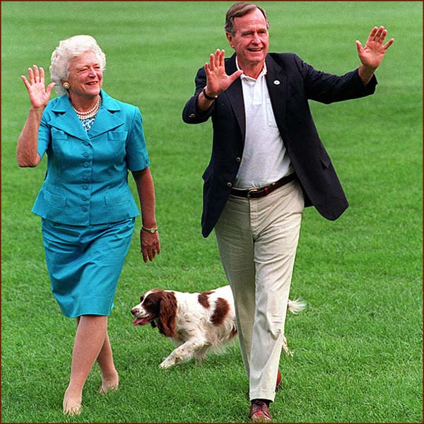 George & Barbara Bush: The Definition of Authenticity and Decency