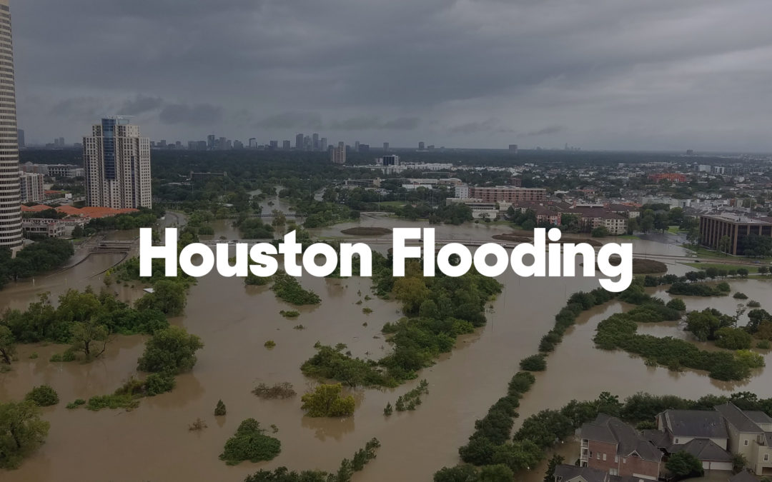 City Flood Czar says Houston is No Better Prepared than Before Harvey
