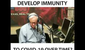 Common Sense Talk Radio - Dr. Peter Hotez on Covid-19 Immunity