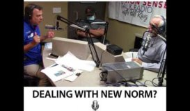 Common Sense Talk Radio - How Are Restaurants Dealing With the New Norm?