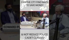 Common Sense Talk Radio - Can Houston Find Ways to Cut Costs Without Cutting Police?